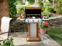 Kenmore 3 Burner Gas Grill in Copper Coupons